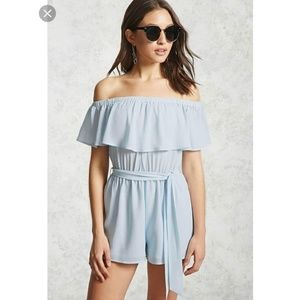 Forever21 romper never wore with tags